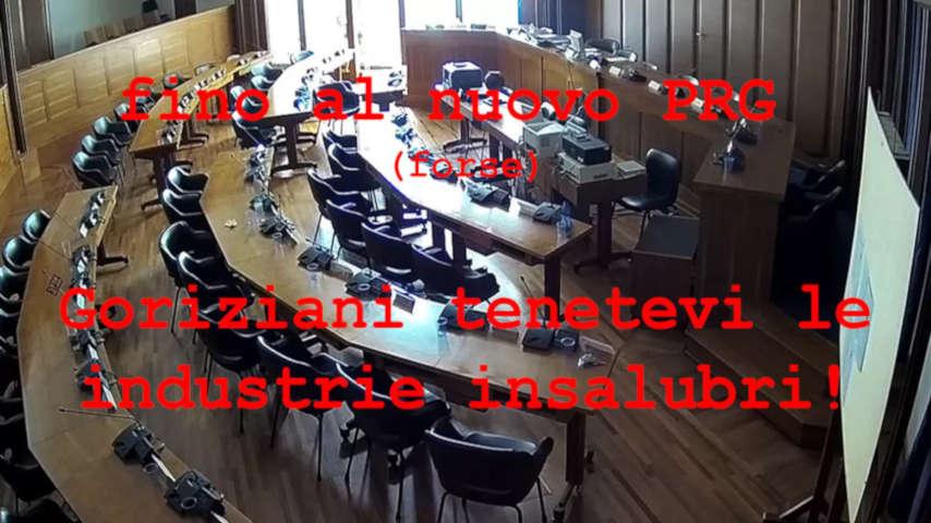 bocciate mozioni consiglio-petizione industrie insalubri Gorizia
