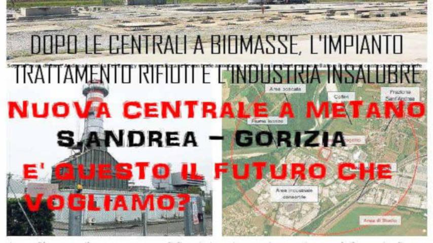 copertina-centrale a GAS a Gorizia