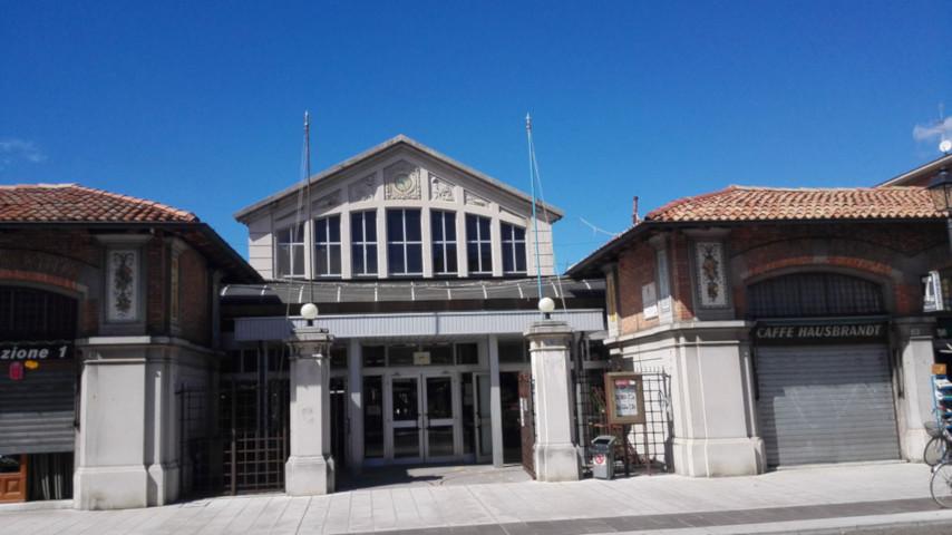 facciata - Mercato Coperto gorizia