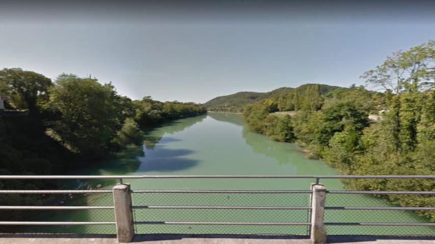 corso acqua-fiume isonzo