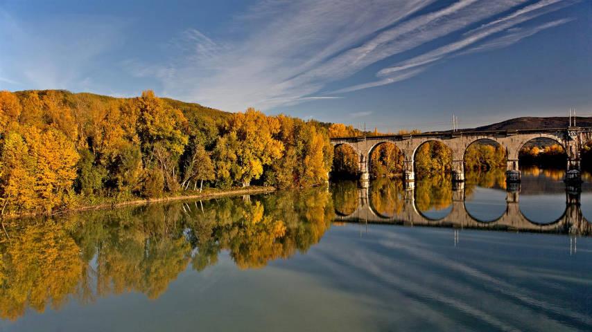 ponte isonzo - percorsi storici Isonzo